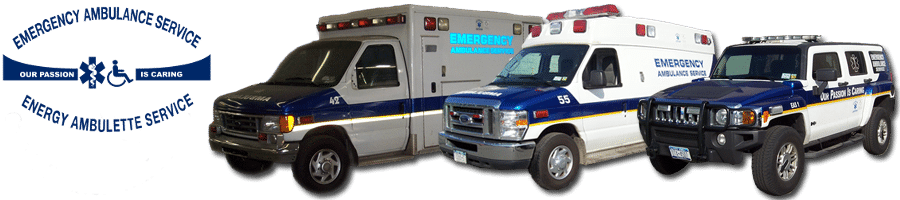 EMERGENCY AMBULANCE SERVICE